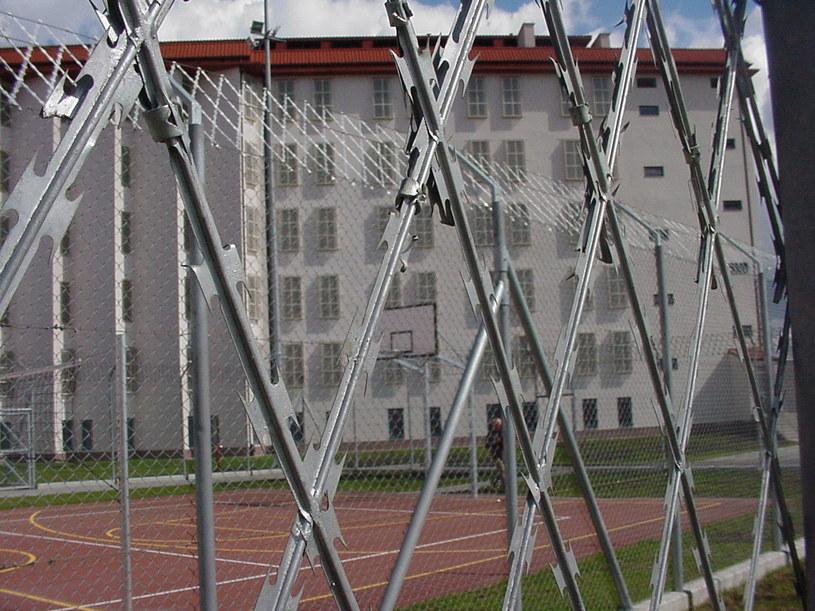 Areszt w Piotrkowie Trybunalskim /Archiuwm RMF FM /RMF FM