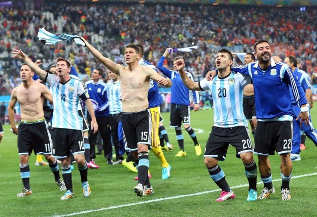 Argentyna zagra z Niemcami w finale mundialu!