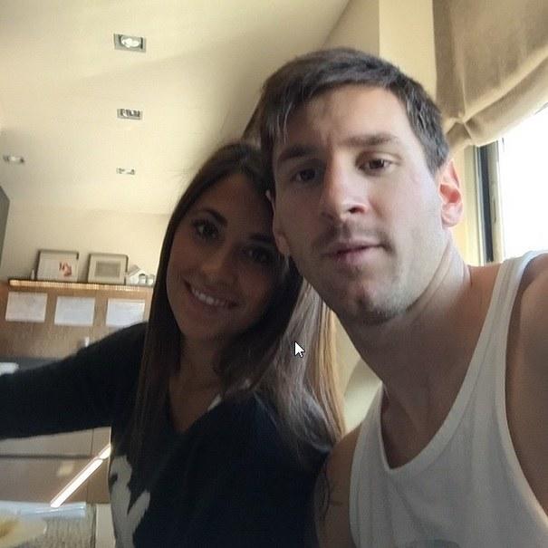 Messi ma tatuaż - Zkarnego w INTERIA.PL