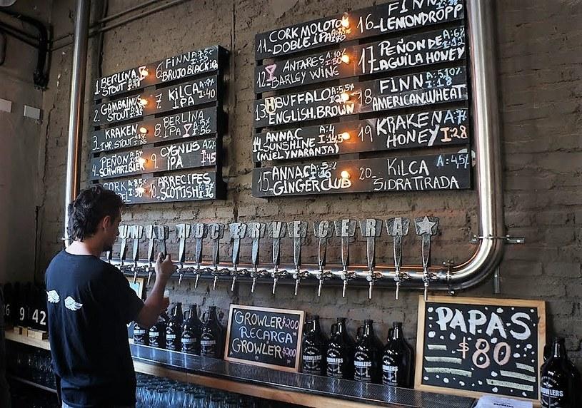Argentyńscy piwosze nie potrzebują aż tak wielkiej różnorodności. Wystarczą im trzy-cztery rodzaje piwa. Nie dwadzieścia /materiały prasowe