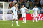 Argentyńskie media: Upokarzająca klęska w meczu z Chorwacją