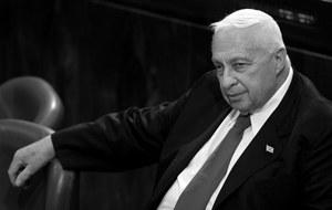 Ariel Szaron nie żyje (1928 - 2014)