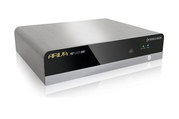 Ariva HDplayer 200A /materiały prasowe