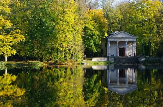 Arkadia - park koło Nieborowa /East News