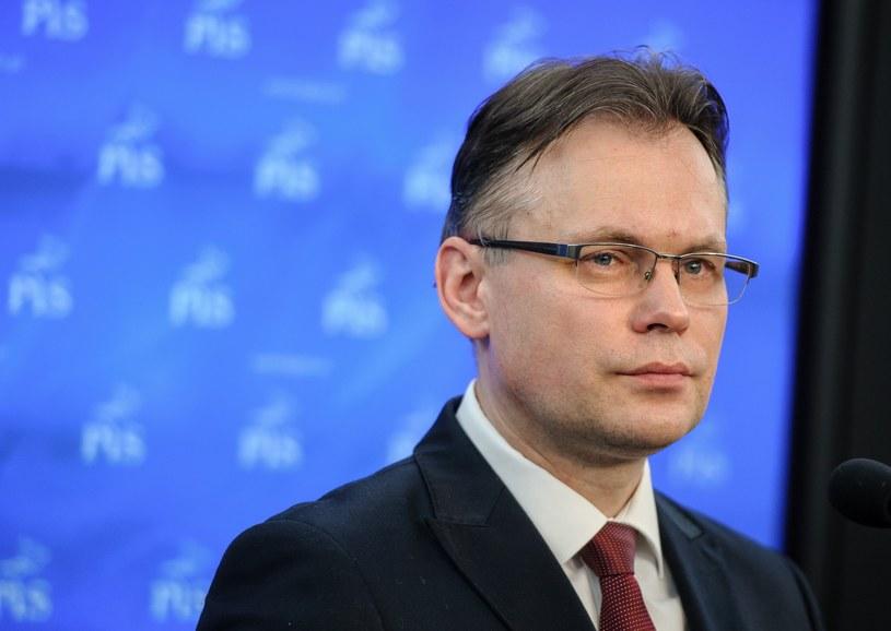 Arkadiusz Mularczyk został przyjęty do PiS /Rafał Oleksiewicz /Reporter