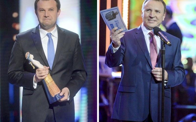 Arkadiusz Wiśniewski i Jacek Kurski /Piotr Kamionka /Reporter