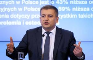 Arłukowicz o przyczynach wniosku o odwołanie prezes NFZ