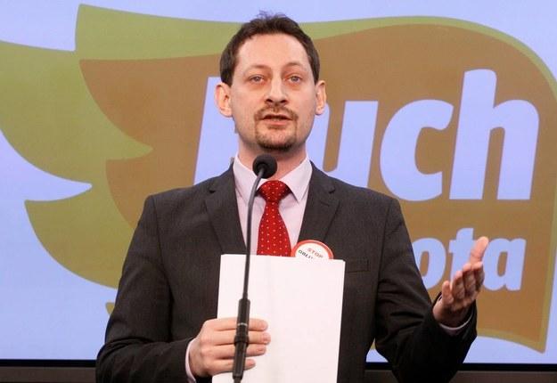 Armand Ryfiński /A. Guz /Reporter