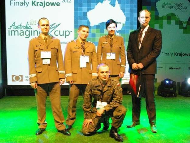 ARMED z Wojskowej Akademii Technicznej w Warszawie - pierwsze miejsce /INTERIA.PL