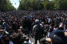 Armenia: Lider opozycji zatrzymany