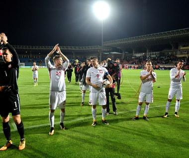Armenia - Polska 1-6. Szczęsny: Moja zmiana była wcześniej zaplanowana