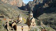 Armenia - zwiedzamy tajemnicze zakątki Azji