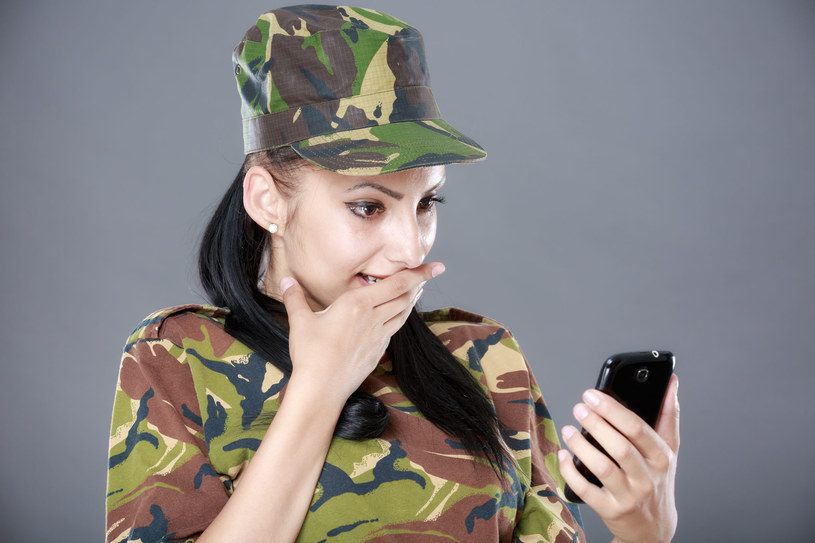 Armia USA najprawdopodobniej będzie używać teraz iPhone'a 6S /123RF/PICSEL