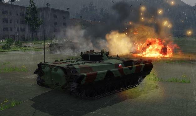 Armored Warfare /materiały prasowe