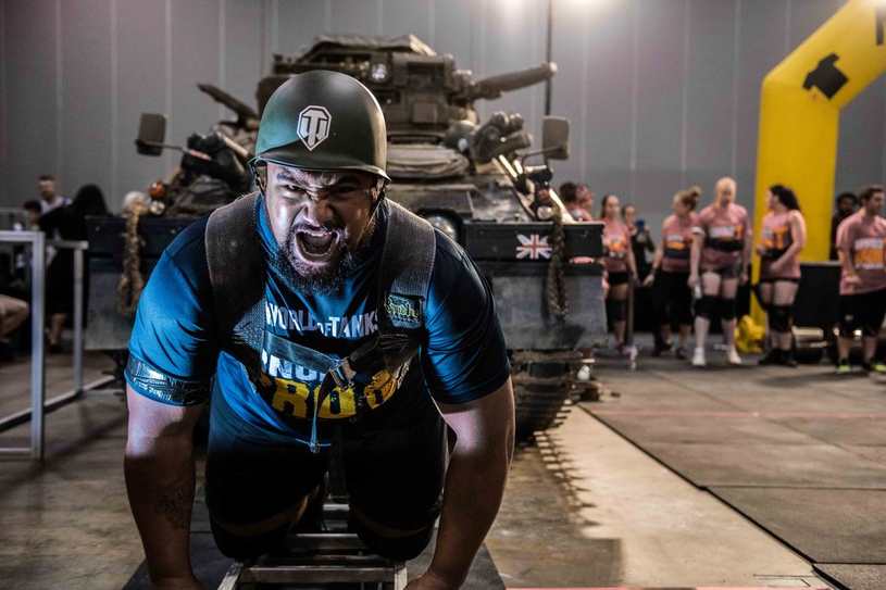 Arnold Pro Strongman Australia /materiały prasowe