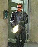 "Arnold Schwarzenegger w filmie ""Terminator 3: Bunt maszyn"" /"