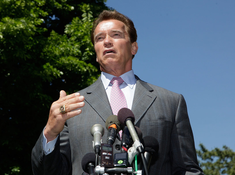 Arnold Schwarzenegger /Getty Images