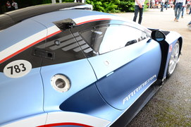 Arrinera Hussarya GT na Goodwood Festival of Speed 2016