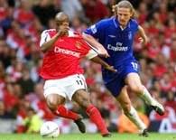 Arsenal - Chelsea 2:0