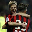Arsenal Londyn i AC Milan biją się o Vincenta Koziello