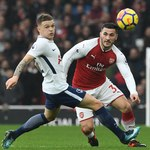 Arsenal Londyn - Tottenham Hotspur 2-0. Niespodzianka w derbach Londynu