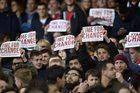 Arsene Wenger o kibicach: Spodziewam się, że będzie gorzej