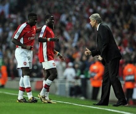 Arsene Wenger sprowadzi Wellingtona do Londynu? /AFP