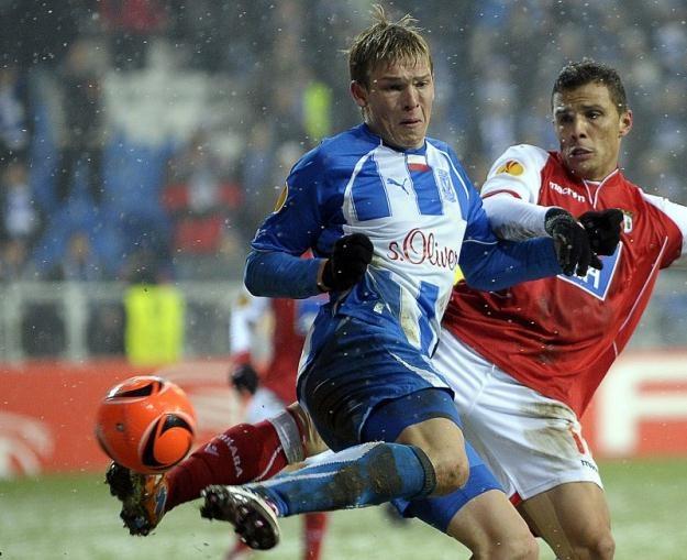 Artjoms Rudnevs nie zagra w meczu ze Śląskiem Wrocław /AFP