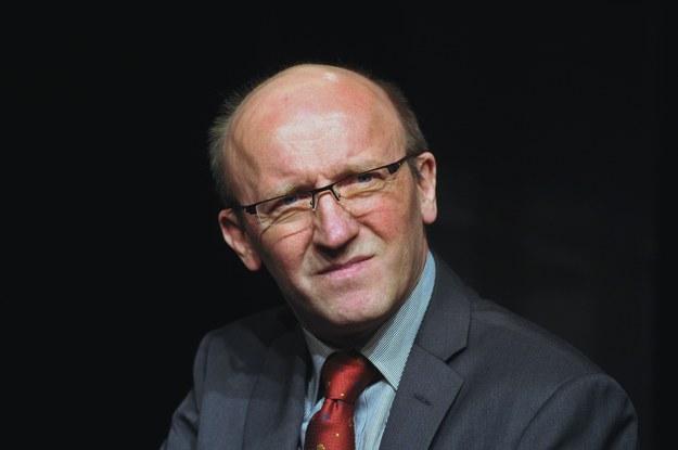 Artur Barciś, odtwórca roli serialowego Czerepacha /Jacek Domiński /Reporter