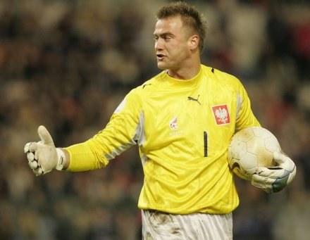 Artur Boruc, fot. Łukasz Grochala /Agencja Przegląd Sportowy