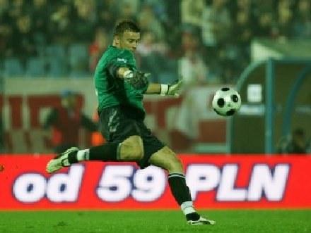 Artur Boruc na początku sezonu prezentuje dobrą formę /ASInfo