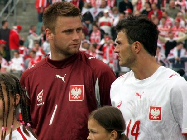 Artur Boruc /INTERIA.PL