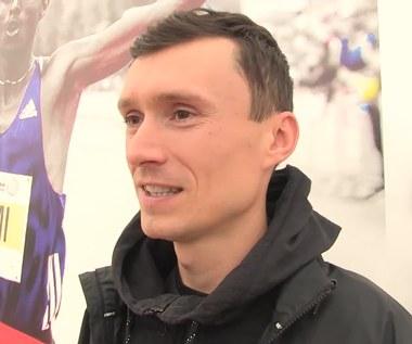 Artur Kozłowski przed Orlen Warsaw Marathon. Wideo