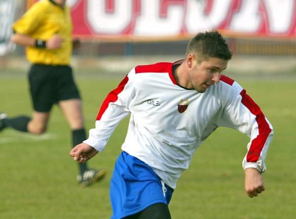 Artur Rozmus przesądził o zwycięstwie Polonii Fot. fot. Wojciech Łysko /Agencja Przegląd Sportowy