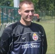 Artur Sarnat jest już wolnym piłkarzem /INTERIA.PL
