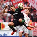 Artur Sobiech nie chce opuszczać zdegradowanego Hannoveru 96