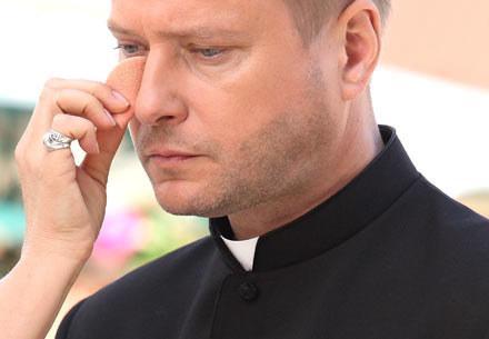 Artur Żmijewski ponownie wciela się w postać ojca Mateusza /Agencja FORUM