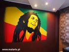 Artystyczne malowanie ścian w pokojach dziecięcych