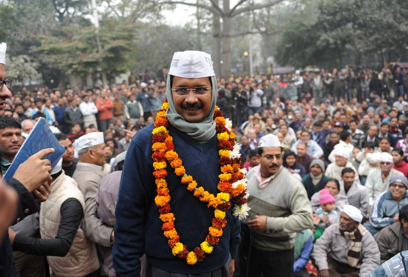 Arvind Kejriwal /SAJJAD HUSSAIN  /AFP