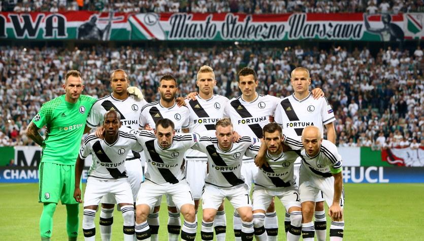 """""""As"""". Legia Warszawa będzie dostarczycielem punktów w Lidze Mistrzów"""