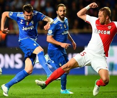 AS Monaco bez szans na odrobienie strat w półfinale LM? Wideo