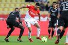 AS Monaco - FC Metz 3-1. 90 minut Kamila Glika