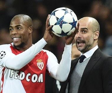 AS Monaco - Man City. Guardiola przed meczem. Wideo