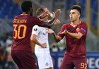 AS Roma - Austria Wiedeń 3-3 w meczu Ligi Europejskiej
