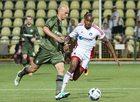AS Trenczyn - Legia Warszawa 0-1 w III rundzie eliminacji do Ligi Mistrzów