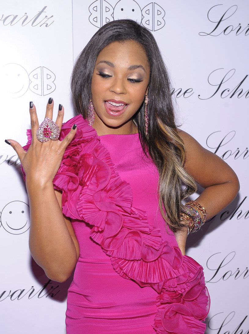 Ashanti   /Getty Images/Flash Press Media