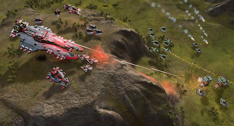 Ashes of the Singularity /materiały prasowe