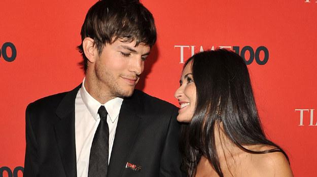 Ashton, chcesz mi coś powiedzieć?! / fot. Theo Wargo /Getty Images/Flash Press Media