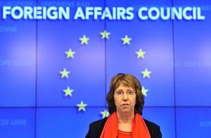 Ashton wzywa Rosję do natychmiastowego wycofania wojsk