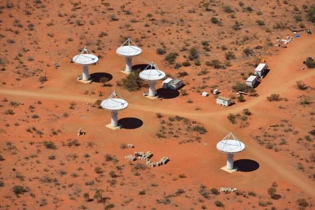 ASKAP. Fot. CSIRO /materiały prasowe